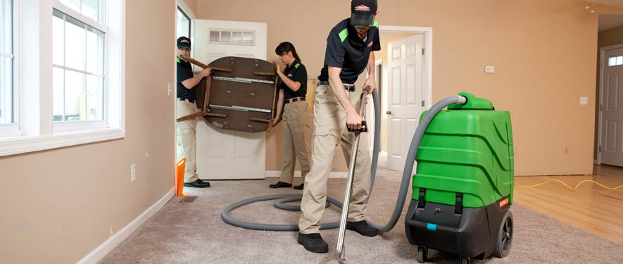 Corinth, MS residential restoration cleaning